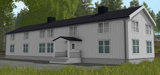 Photo of FS17 – İskandinav Çiftlik Binası V1.0