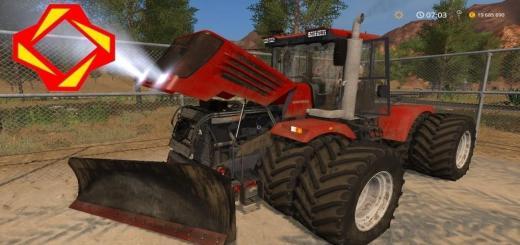 Photo of FS17 – K744R4 Premium Traktör Modu V2.6