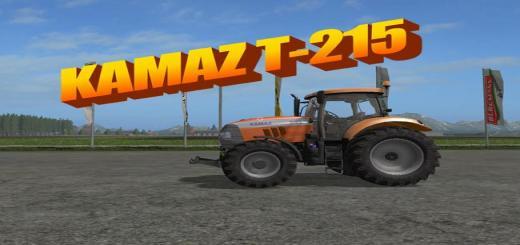Photo of FS17 – Kamaz T-215 Traktör V1.0