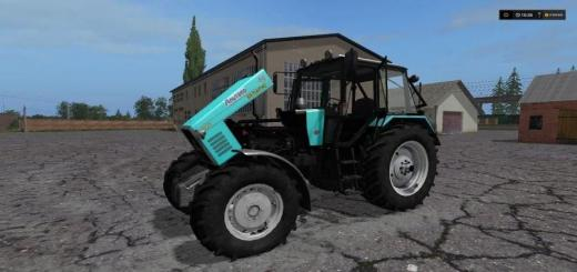 Photo of FS17 – Mtz-1221 Modifiyeli Traktör V1.1