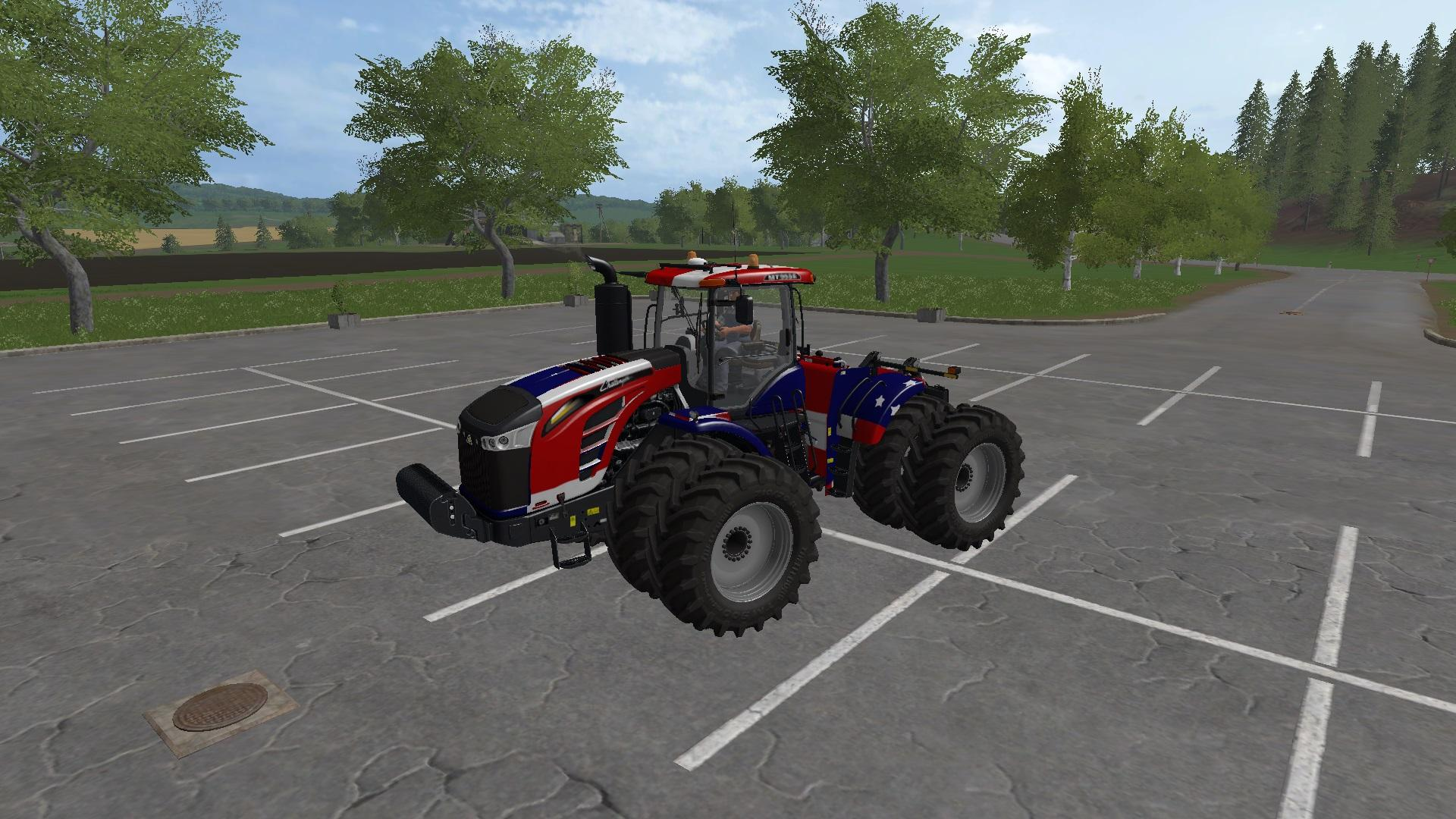 Photo of FS17 – Challenger MT900E E Traktör V1.0