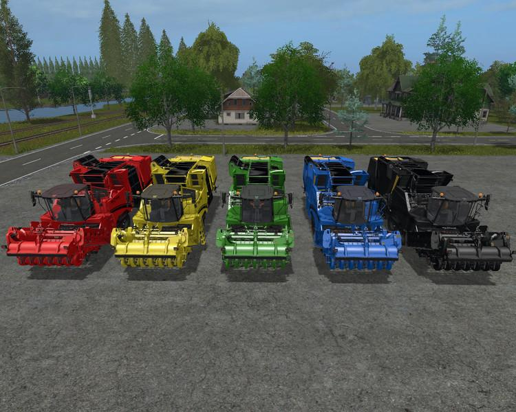 Photo of FS17 – Grimme Maxtron 620 V1.2.0