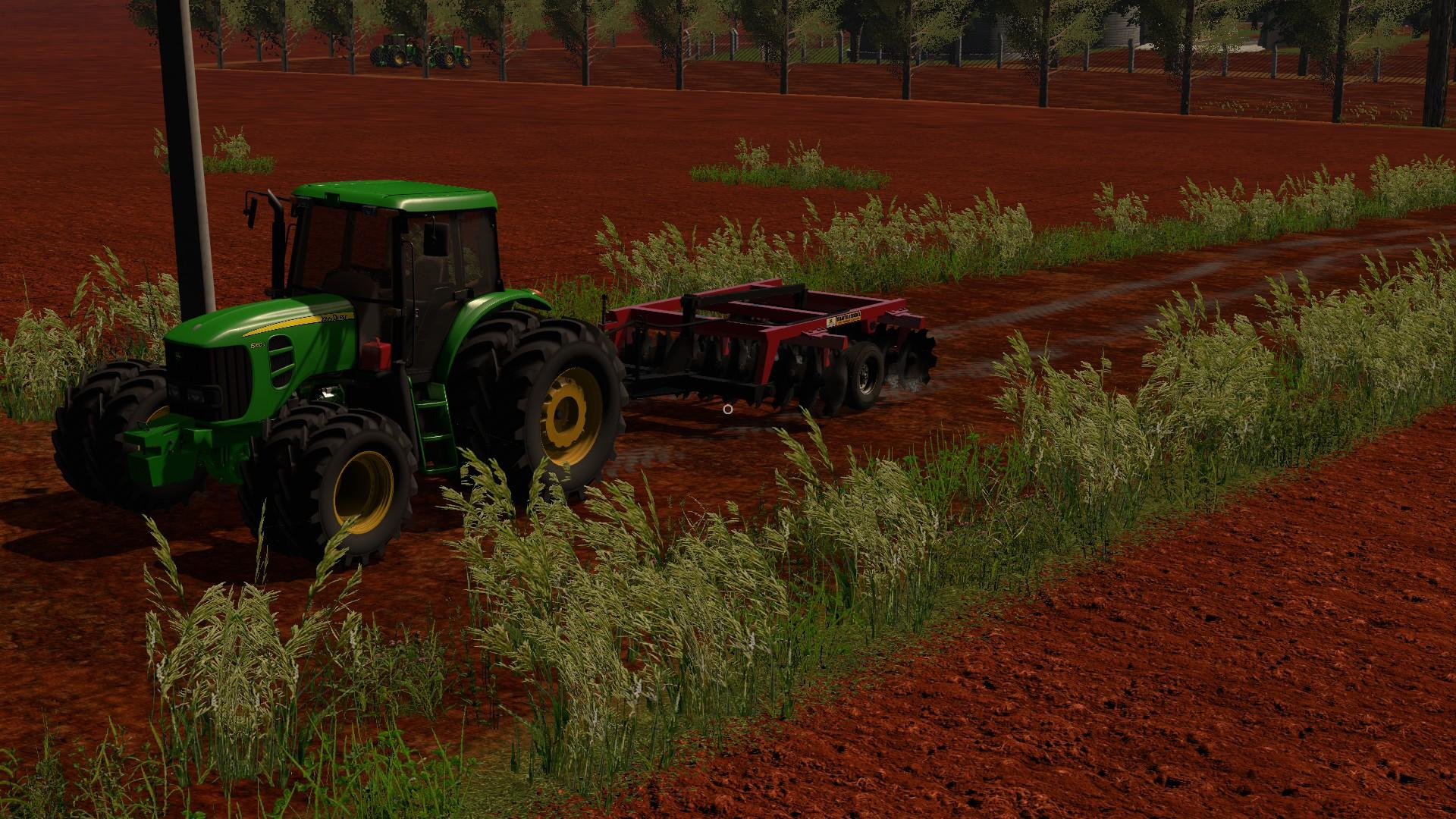 Photo of FS17 – John Deere 6180J BR Traktör V1.0