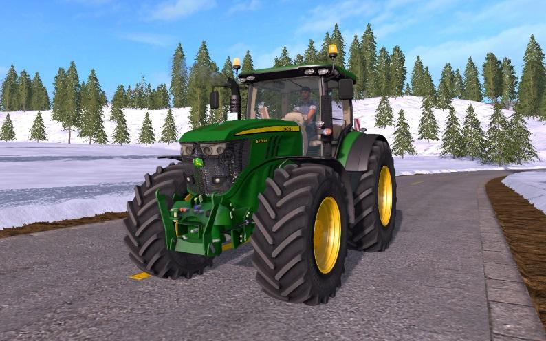 Photo of FS17 – John Deere 6230R/6250R Paketi