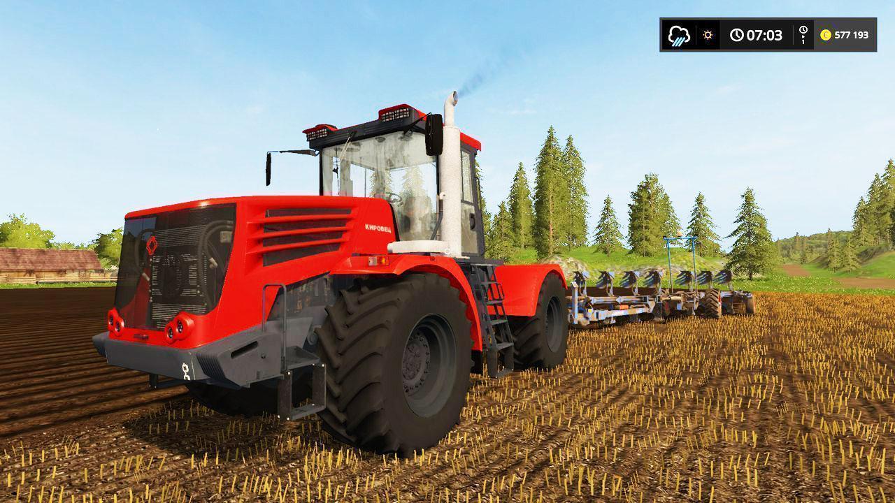 Photo of FS17 – K744 R4 Traktör V2.0