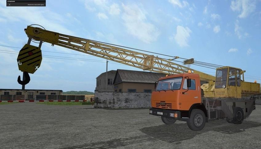 Photo of FS17 – Kamaz 43225 Vinç Modu V1.0