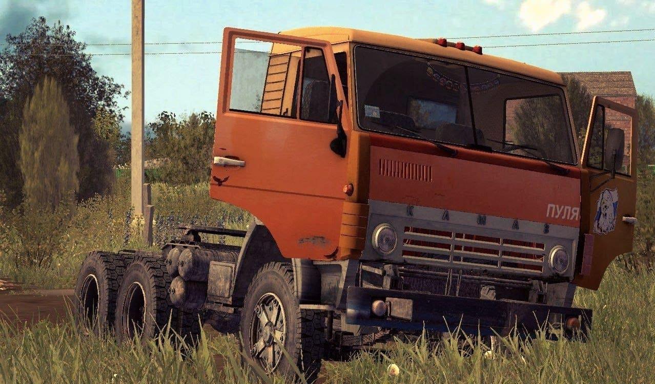 Photo of FS17 – Kamaz 5410 V1.2