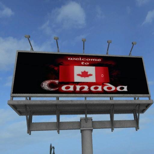 Photo of FS17 – Yerleştirilebilir Kanada Reklam Panosu V1.0