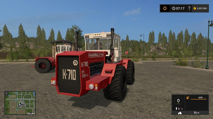 Photo of FS17 – Kirovets K-710 Traktör