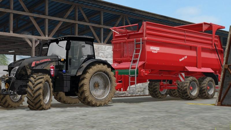 Photo of FS17 – Landini 6 & Mccormick X7.4 Traktör V2.0
