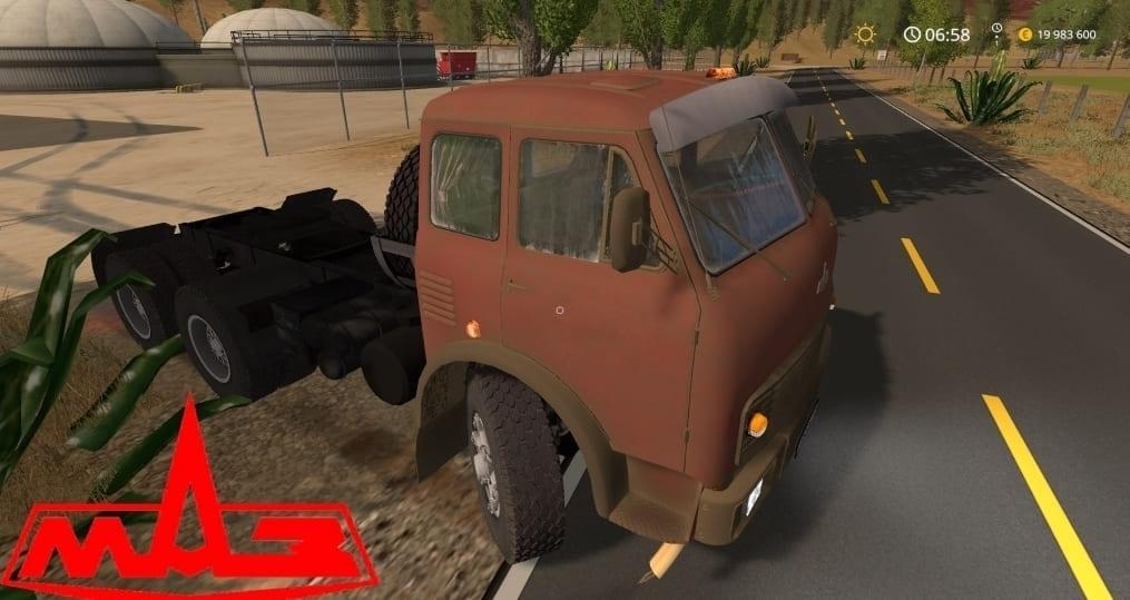 Photo of FS17 – Maz 515 Kamyon Modu
