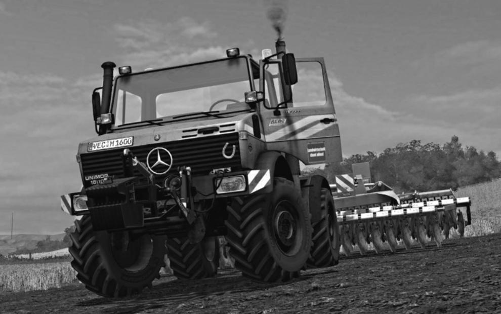 Photo of FS17 – Mercedes Unimog U1200/U1600 Dh Kamyon Modu