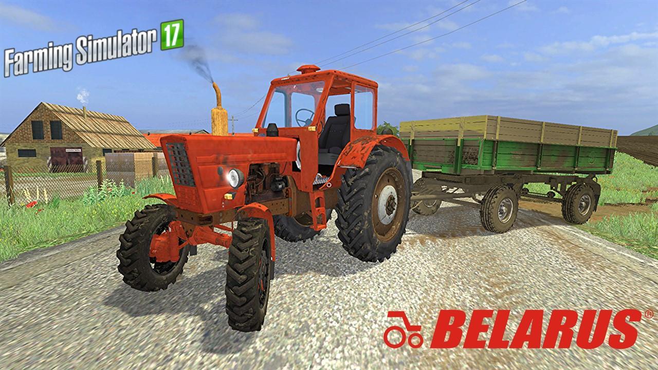 Photo of FS17 – MTZ-52 Belarus Traktör V1.0