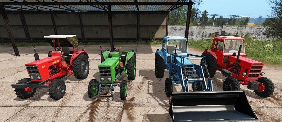 Photo of FS17 – MTZ 80/82/510 Traktör V1.3