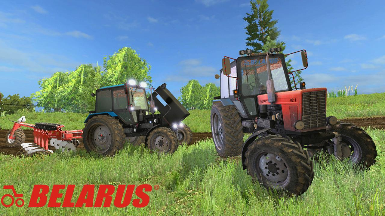 Photo of FS17 – MTZ 82.1 Belarus MR Traktör V2.0