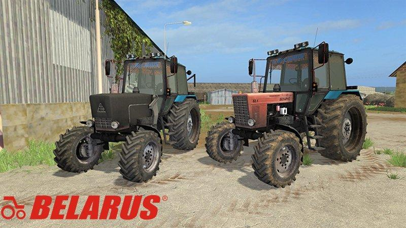 Photo of FS17 – MTZ 82.1 Belarus PKU MR Traktör V1.0