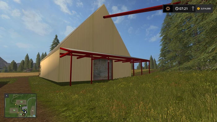 Photo of FS17 – Yerleştirilebilir Pamuk Binası V1.0