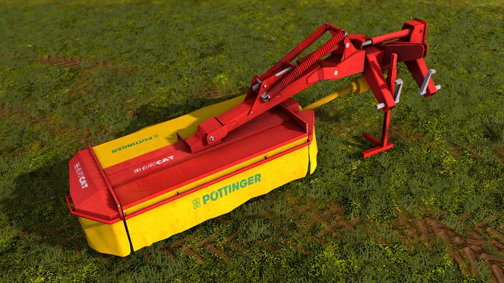 Photo of FS17 – Pottinger Eurocat 275 V1.0