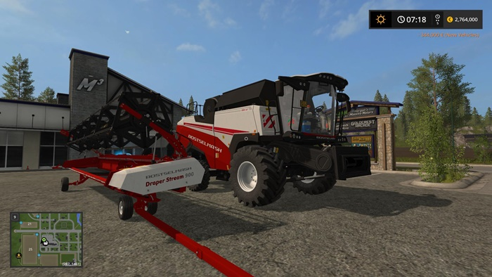 Photo of FS17 – Rostselmash Rsm 161 Biçerdöver V1.0