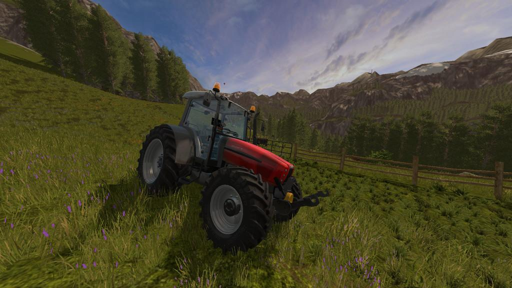 Photo of FS17 – Same Explorer 105 Traktör V2.1
