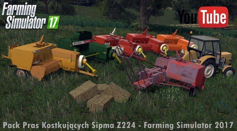 Photo of FS17 – Sipma 224/1 Paketi V1.0