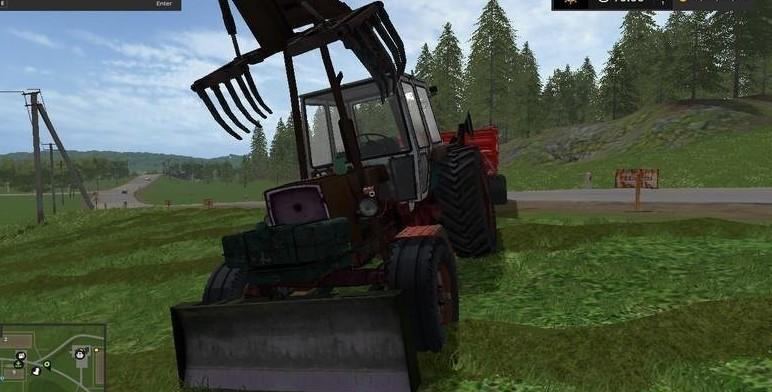 Photo of FS17 – UMZ-6L Traktör V1.2