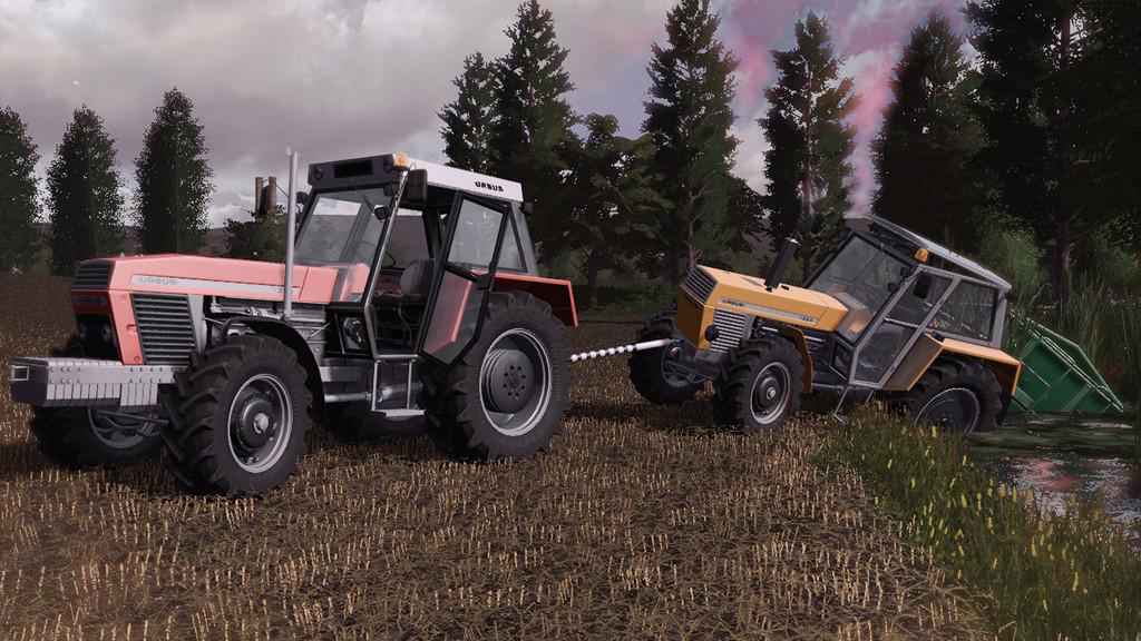 Photo of FS17 – Ursus 1224 Traktör V1.2