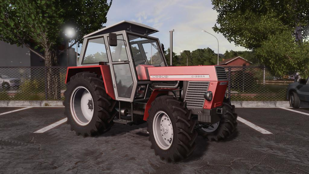 Photo of FS17 – Ursus C-385A Traktör V1.0