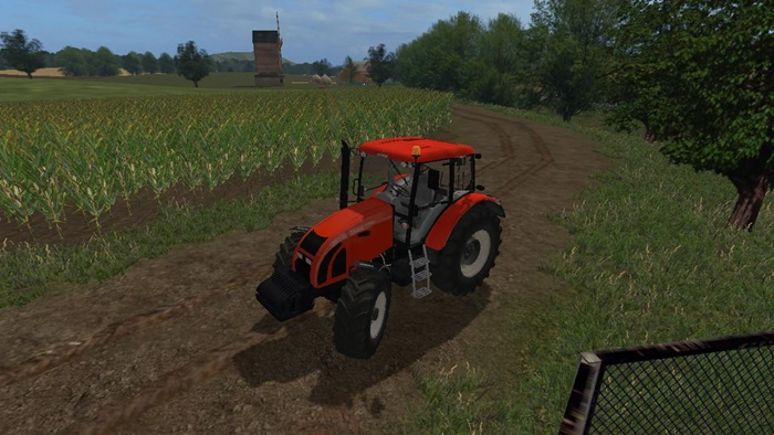 Photo of FS17 – Zetor Forterra 11441 Traktör V1.0