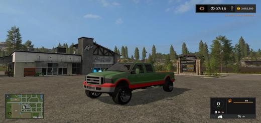 Photo of FS17 – 2006 Ford F250 6.0 V1