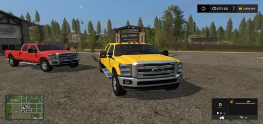 Photo of FS17 – 2014 Ford F350 V1.0