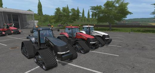 Photo of FS17 – Case Ih Magnum 380 Quadtrac Paketi V1.0