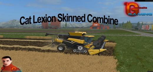 Photo of FS17 – Cat Lexion Skinned Biçerdöver V2