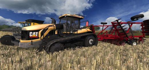 Photo of FS17 – Cat Mt865B Traktör V1.0
