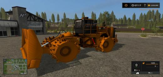 Photo of FS17 – Caterpillar 836K V1
