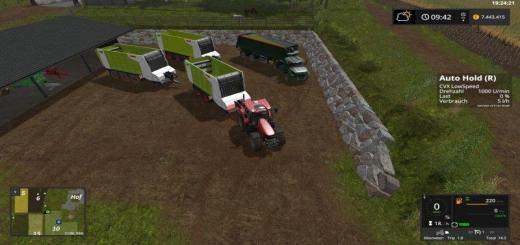 Photo of FS17 – Claas Cargos 9400-9600 V1.0