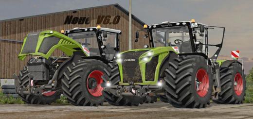 Photo of FS17 – Claas Xerion 5000 Dh Traktör V6.0 Final