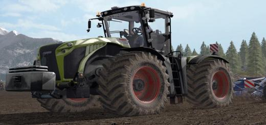 Photo of FS17 – Claas Xerion Traktör V1.1