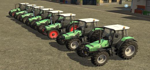 Photo of FS17 – Deutz Agrostar 6.08 – 6.38 Dh Traktör V1