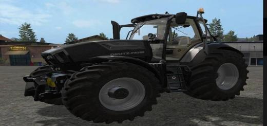 Photo of FS17 – Deutz Fahr Series 7 Dh Traktör V1.1.1