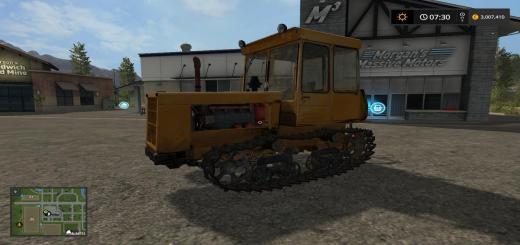 Photo of FS17 – Dt-75 Ml Paletli Traktör V1