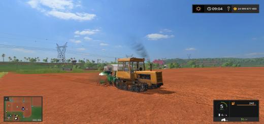 Photo of FS17 – Dt-75 Traktör V1.1