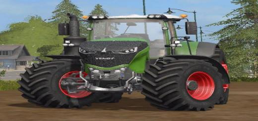 Photo of FS17 – Fendt Vario 1000 Traktör V2