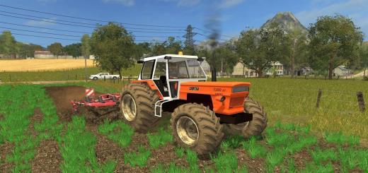 Photo of FS17 – Fiatagri 1300 Dt Super Traktör V1