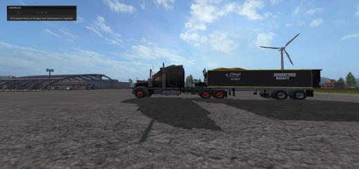Photo of FS17 – Fliegl Ass 298 Römork V1.0