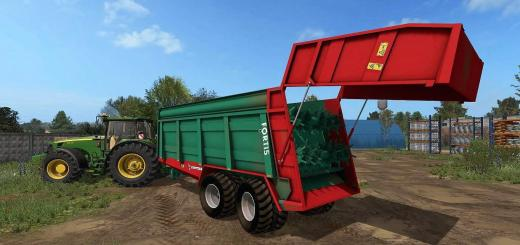 Photo of FS17 – Fortis 2000 Römork V1