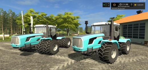 Photo of FS17 – Htz 241 – 244K Traktör V1.0.0.1