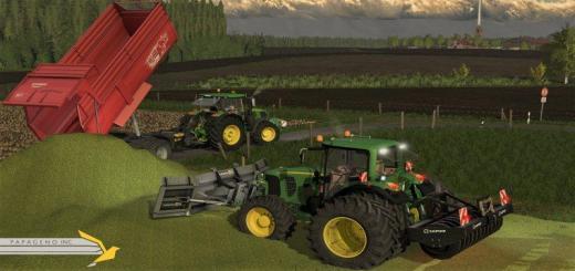 Photo of FS17 – John Deere 7X30 Premium Traktör V1