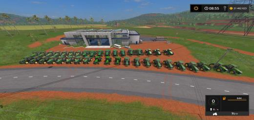 Photo of FS17 – John Deere Mega Paketi V1