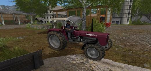 Photo of FS17 – Kramer Kl714 Traktör V0.9